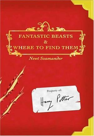 """""""Fantastic Beasts and Where to Find Them"""" av J. K. Rowling"""