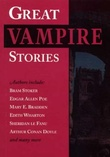 """Great vampire stories"""