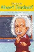 """""""Hvem var Albert Einstein?"""" av Jeff Brallier"""