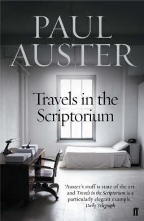 """""""Travels in the scriptorium"""" av Paul Auster"""