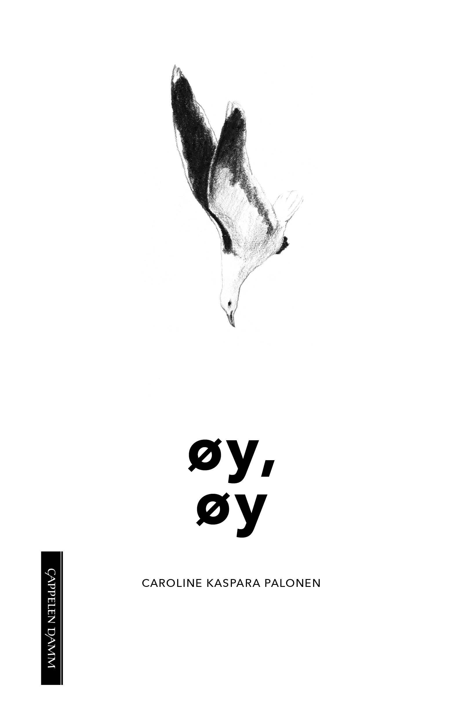 """""""Øy, øy"""" av Caroline Kaspara Palonen"""