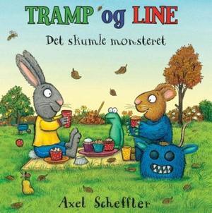 """""""Det skumle monsteret"""" av Axel Scheffler"""