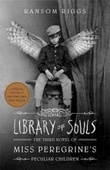 """Library of souls - the third novel of miss Peregrine's peculiar children"" av Ransom Riggs"