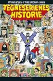 """""""Tegneserienes historie"""" av Øyvind Holen"""