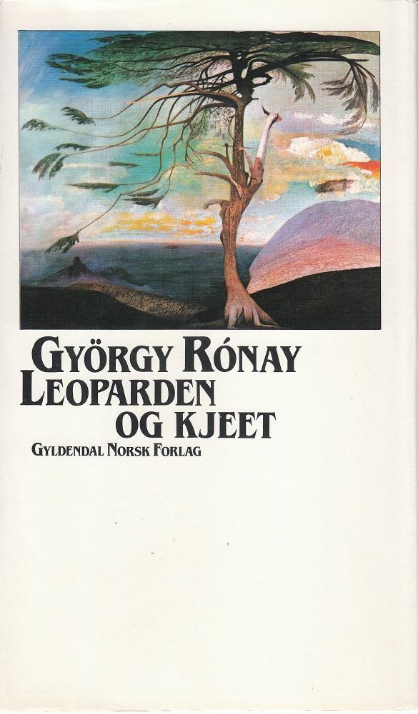 """""""Leoparden og kjeet"""" av Gyørgy Ronay"""