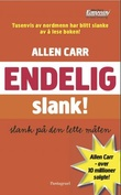 """""""Endelig slank! - slank på den lette måten"""" av Allen Carr"""