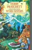 """Wyrd sisters"" av Terry Pratchett"