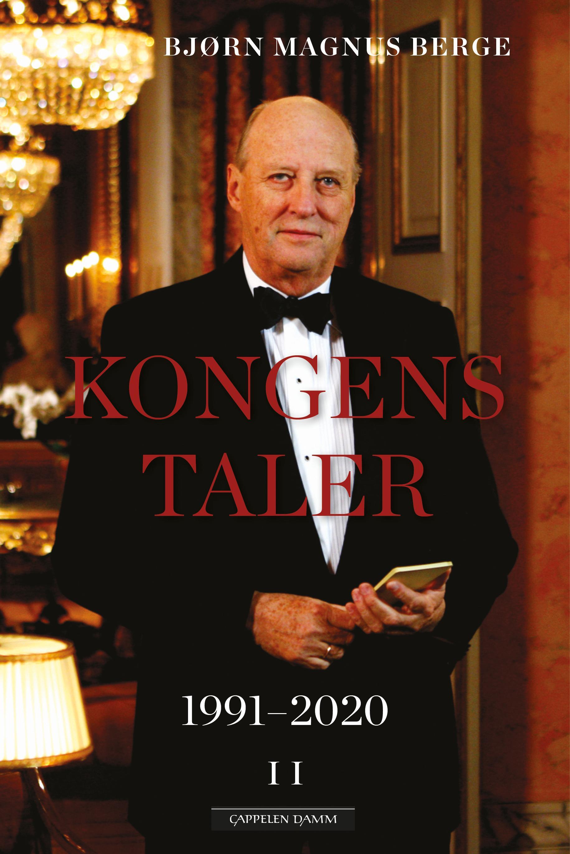 """""""Kongens taler - Bind II"""" av Bjørn Magnus Berge"""