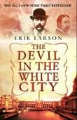 """""""The devil in the white city"""" av Erik Larson"""