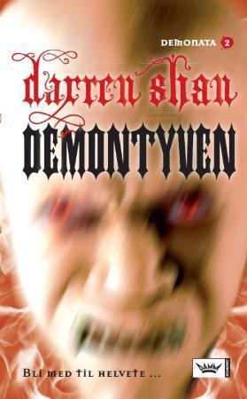 """""""Demontyven - bli med til helvete"""" av Darren Shan"""