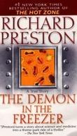 """The demon in the freezer - a true story"" av Richard Preston"