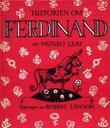 """""""Historien om Ferdinand"""" av Munro Leaf"""
