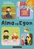 """""""Alma og Egon - tre bøker i en boks"""" av Carin Wirsén"""