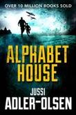 """""""Alphabet house"""" av Jussi Adler-Olsen"""