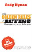"""""""The Golden Rules Of Acting - The Golden Rules Of Acting That Nobody Ever Tells You"""" av Andy Nyman"""