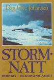 """""""Stormnatt"""" av Dag Ove Johansen"""