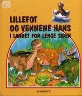 """""""Lillefot og vennene hans - i landet for lenge siden"""" av Judy Freudberg"""