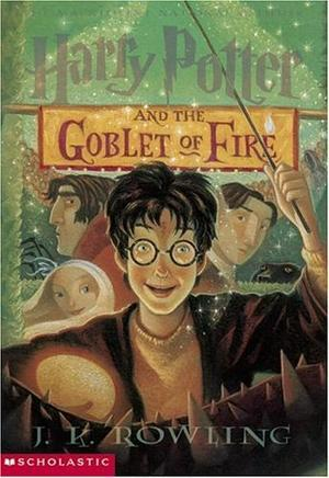 """Harry Potter and the Goblet of Fire (Book 4)"" av J. K. Rowling"