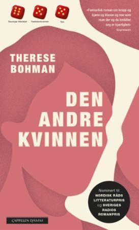 """""""Den andre kvinnen"""" av Therese Bohman"""