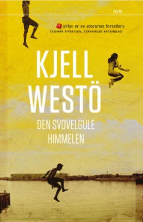 """""""Den svovelgule himmelen"""" av Kjell Westö"""