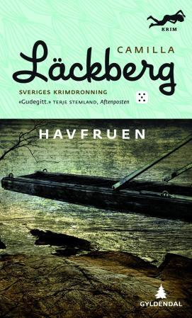 """""""Havfruen"""" av Camilla Läckberg"""