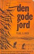 """""""Den gode jord"""" av Pearl S. Buck"""