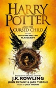 """""""Harry Potter and the cursed child - parts one and two"""" av J.K. Rowling"""