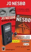 """Sorgenfri ; Marekors"" av Jo Nesbø"