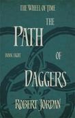 """""""Path of daggers - wheel of time 8"""" av Robert Jordan"""