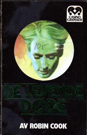 """""""De levende døde"""" av Robin Cook"""