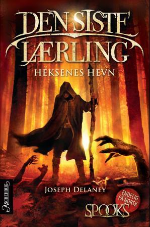 """""""Heksenes hevn"""" av Joseph Delaney"""