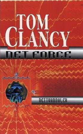 """""""Nettvandaler"""" av Tom Clancy"""