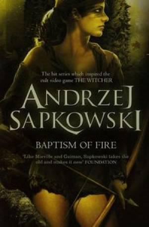 """""""Baptism of Fire (The Witcher)"""" av Andrzej Sapkowski"""