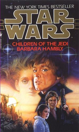 """Children of the Jedi - Star Wars"" av Barbara Hambly"