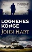 """""""Løgnenes konge"""" av John Hart"""