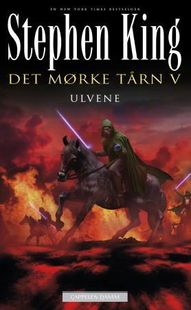 """""""Det mørke tårn V - ulvene"""" av Stephen King"""