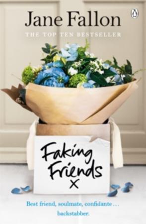 """""""Faking friends"""" av Jane Fallon"""