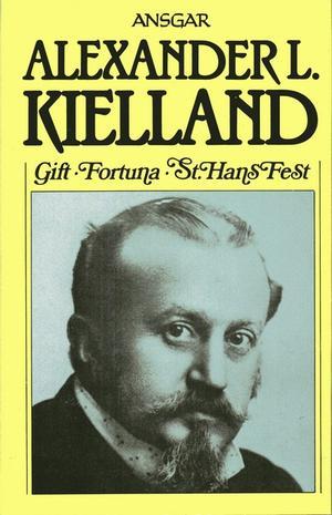 """""""Gift ; Fortuna ; St. Hans Fest"""" av Alexander Lange Kielland"""