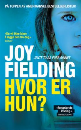 """""""Hvor er hun?"""" av Joy Fielding"""