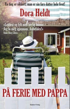 """""""På ferie med pappa"""" av Dora Heldt"""