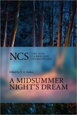 """A Midsummer Night's Dream (New Cambridge Shakespeare) (The New Cambridge Shakespeare)"" av William Shakespeare"