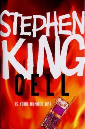 """""""Cell - a novel"""" av Stephen King"""