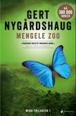 """""""Mengele Zoo - roman"""" av Gert Nygårdshaug"""