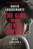 """""""The girl who lived twice"""" av David Lagercrantz"""