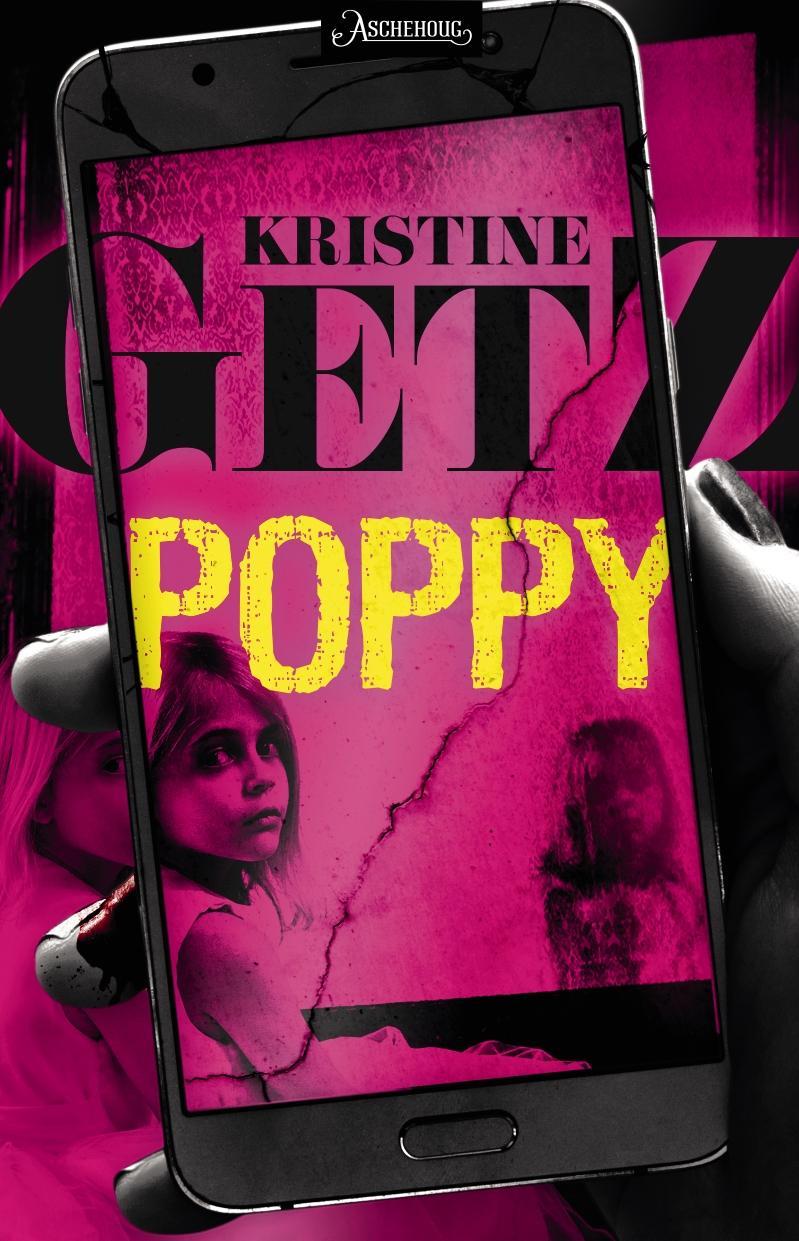 """""""Poppy - krimroman"""" av Kristine Getz"""