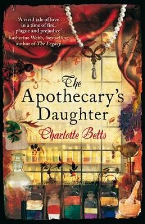 """""""The apothecary's daughter"""" av Charlotte Betts"""