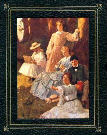 """""""Anne of Green Gables ; Little women"""" av L.M. Montgomery"""