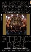 """""""The difference engine"""" av William Gibson"""