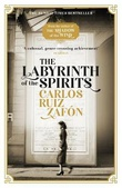 """The Labyrinth of the Spirits"" av Carlos Ruiz Zafón"