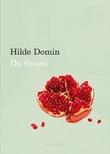 """""""Du finnes dikt"""" av Hilde Domin"""